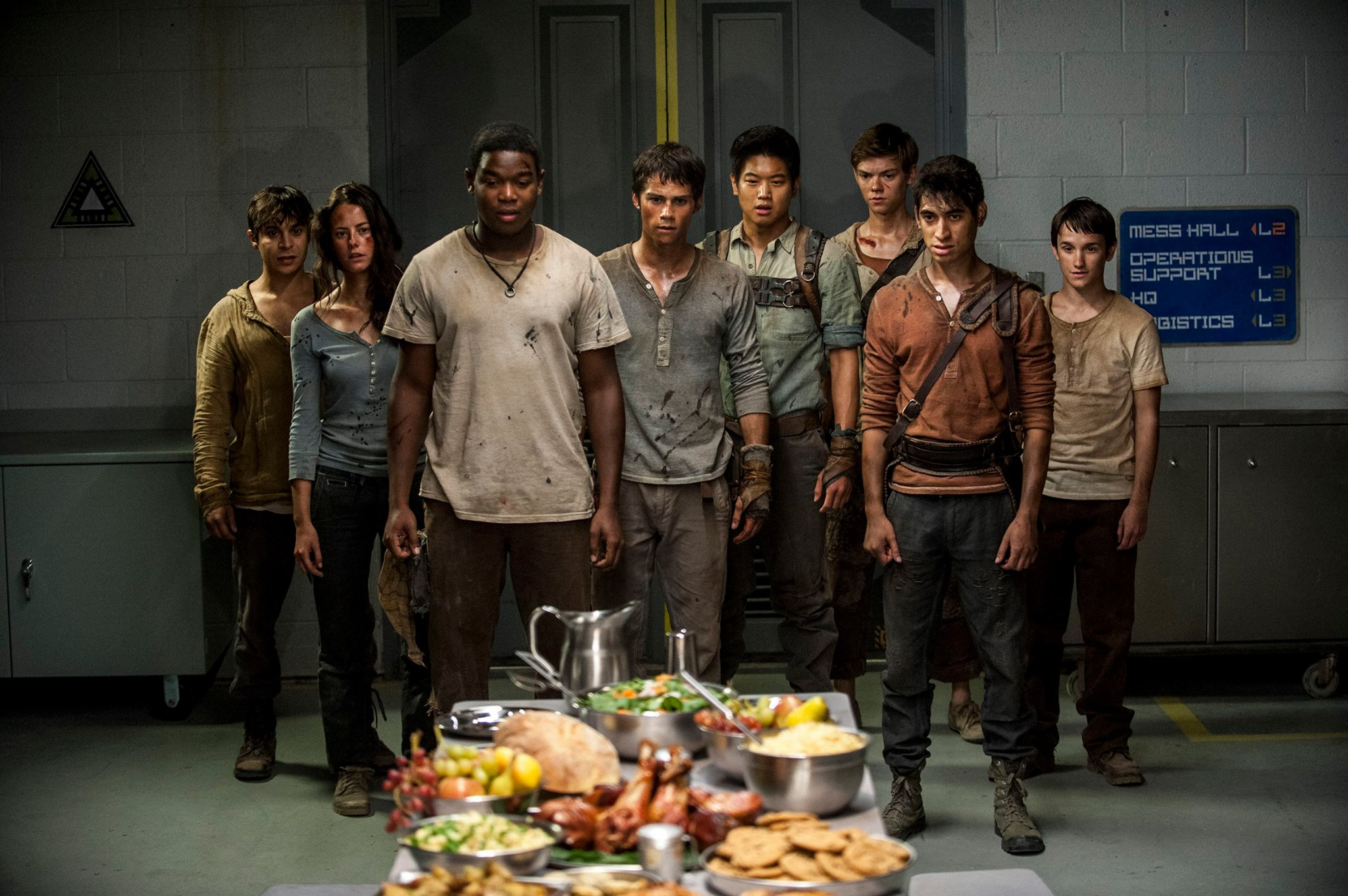 Maze Runner 20th century Fox from Facebook