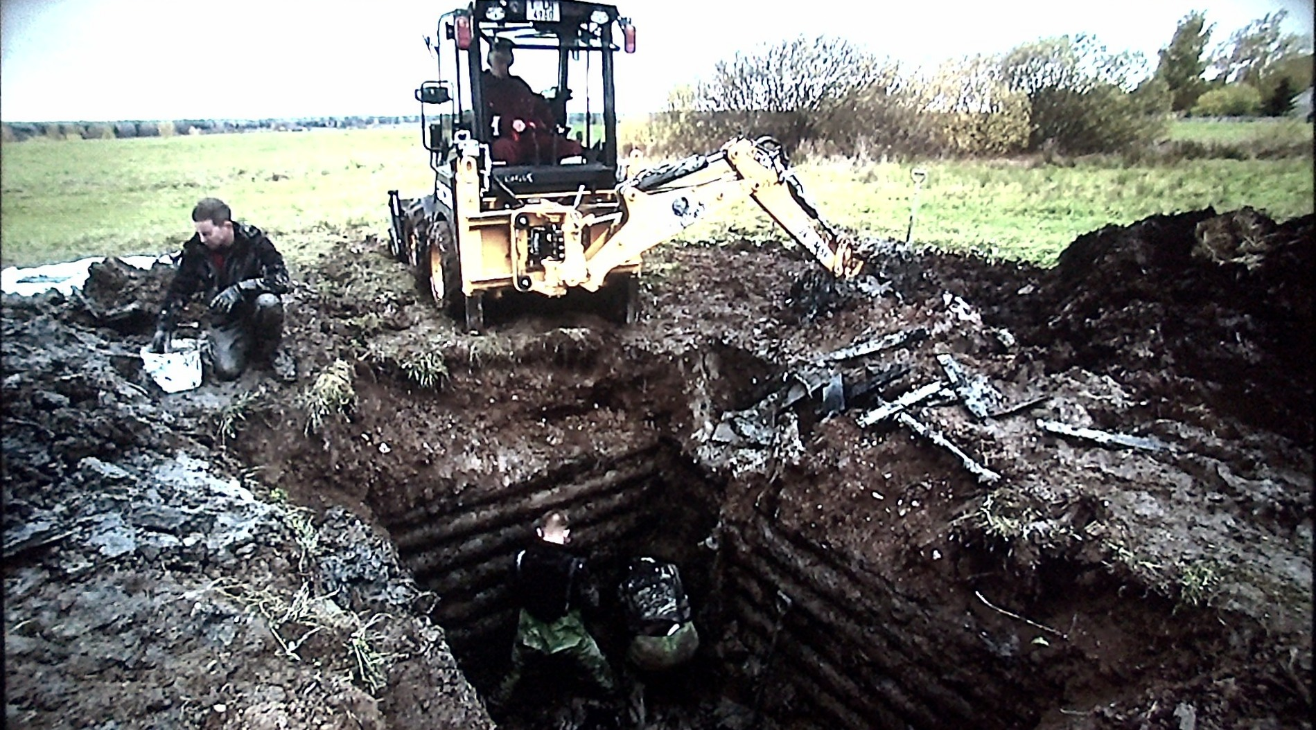 Battlefield Recovery Ep 1 Bunker Dig