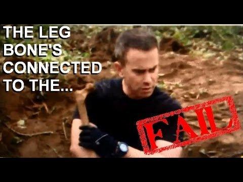 Leg No Arm  ArchaeoSoup