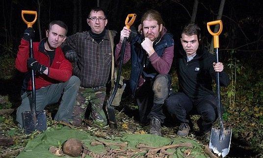 nazi-war-diggers presenters