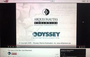OMEX Archaeonautas You Tube