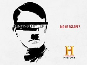 Hunting Hitler Logo