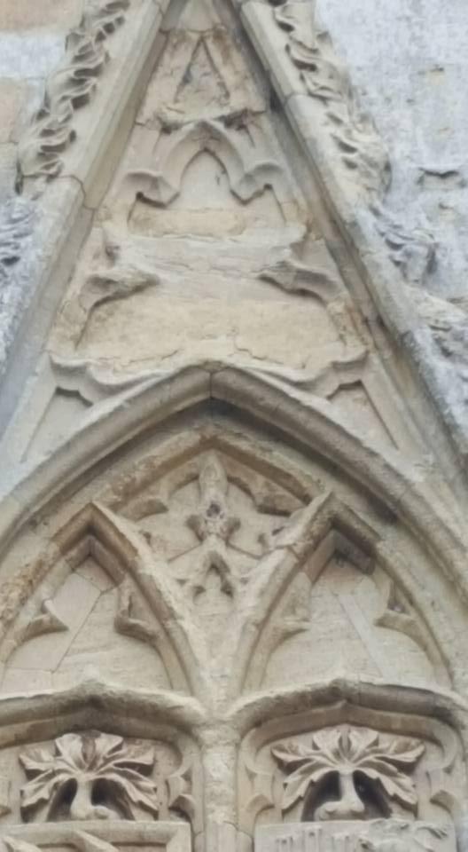 Heavily Erroded Stone