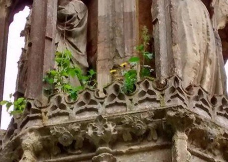 FEARS NORTHAMPTON SEEKING TO OFFLOAD ELEANOR CROSS AS REPAIR PROCESS GETS UNDERWAY
