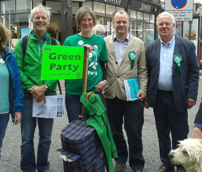 ARCHAEOLOGY VOTES 2017:  thePIPELINE TALKS TO GREEN PARTY CANDIDATE HELEN GEAKE