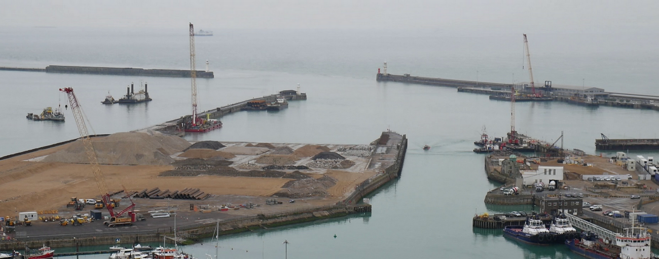 Port of Dover Piles