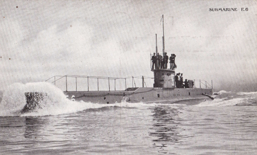 E6 at Sea