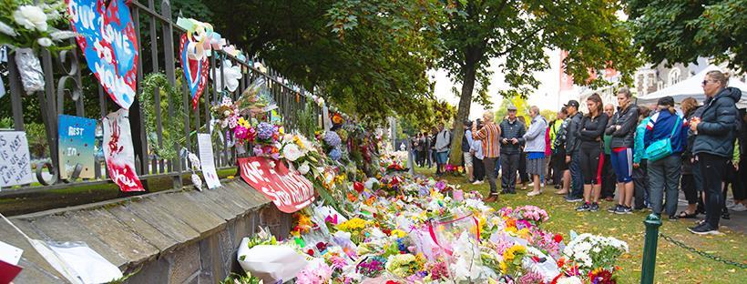 Flowers Christchurch City Council