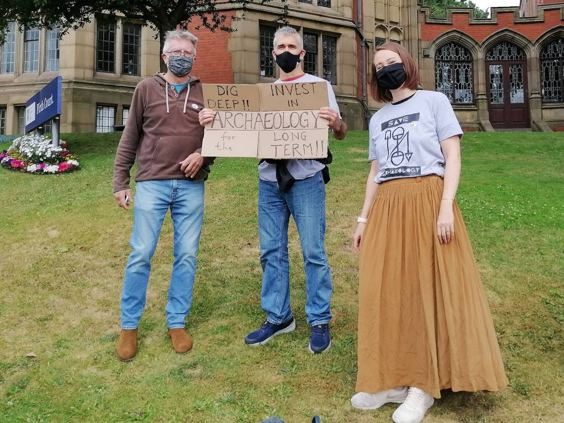 Sheffield Protest copyright reserved