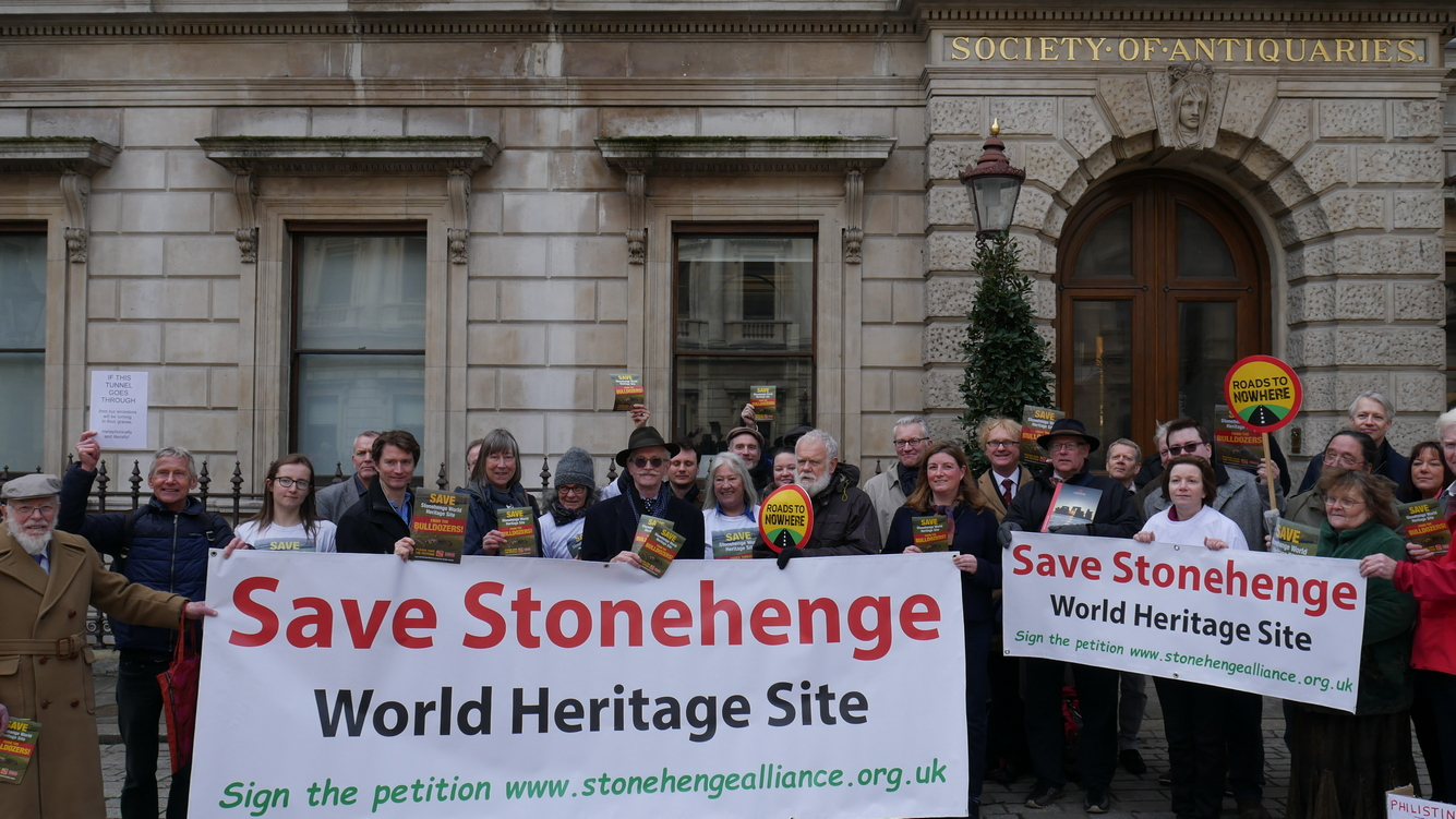 Stonehenge Alliance demo 2018 Web Version