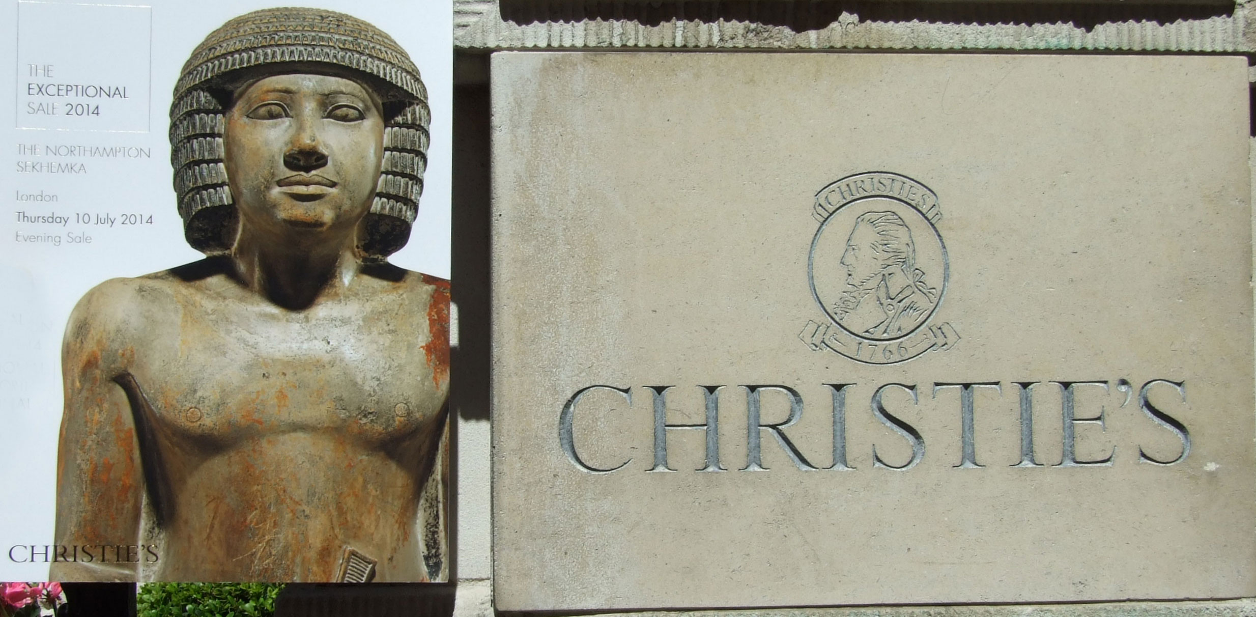 SEKHEMKA-CHRISTIES