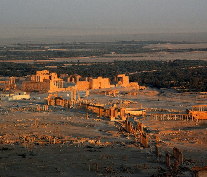 TO ENRAGE THE KUFFAR? DAISH/ISIL, THE MEDIA AND DESTRUCTION IN PALMYRA