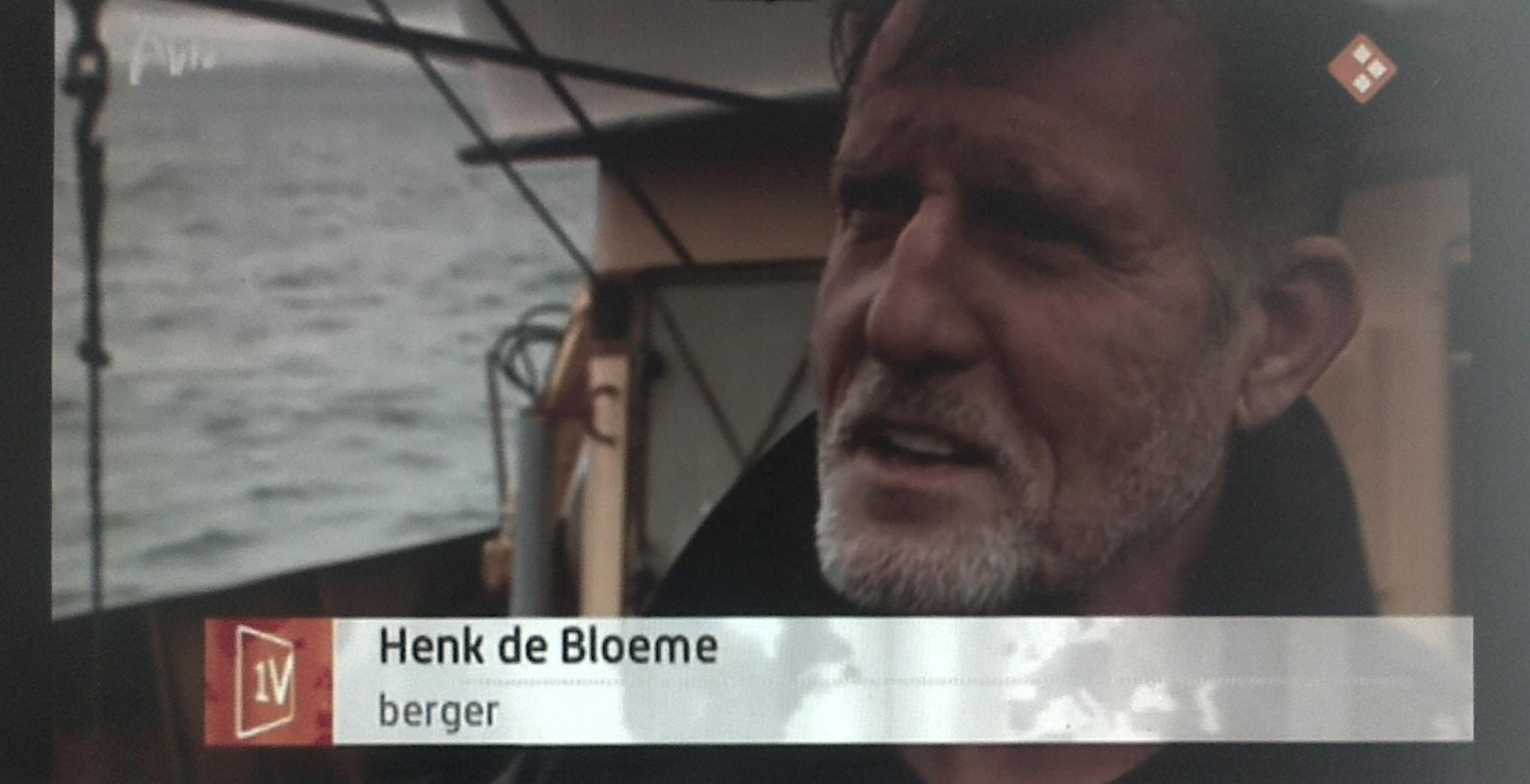 Henk de Bloeme 1V Een Vandaag October 2011