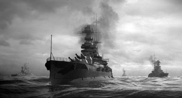Jutland CGI Channel 4