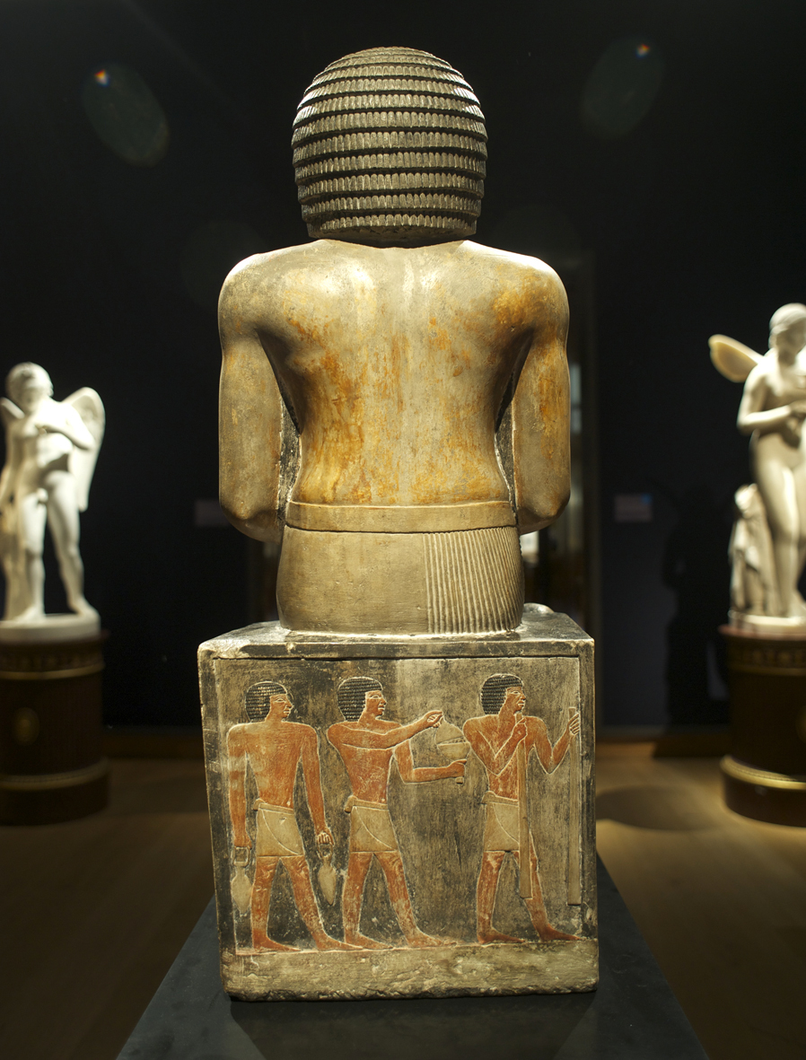 Sekhemka Back copyright Mike Pitts