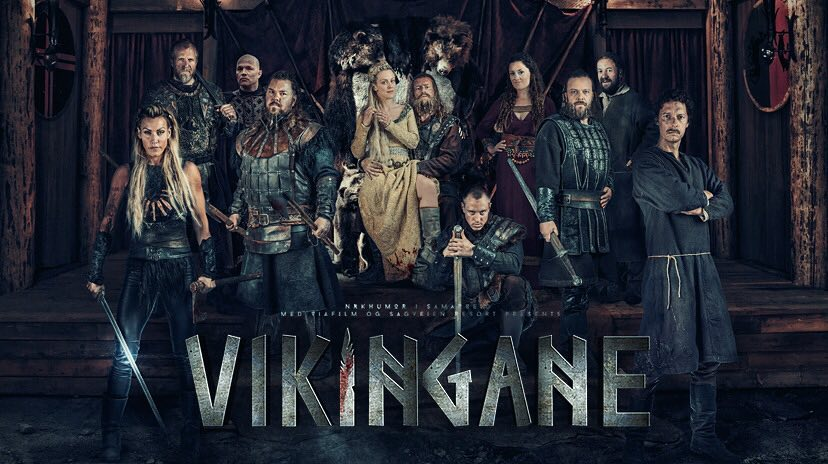 Norsemen Publicity Image Fair Use