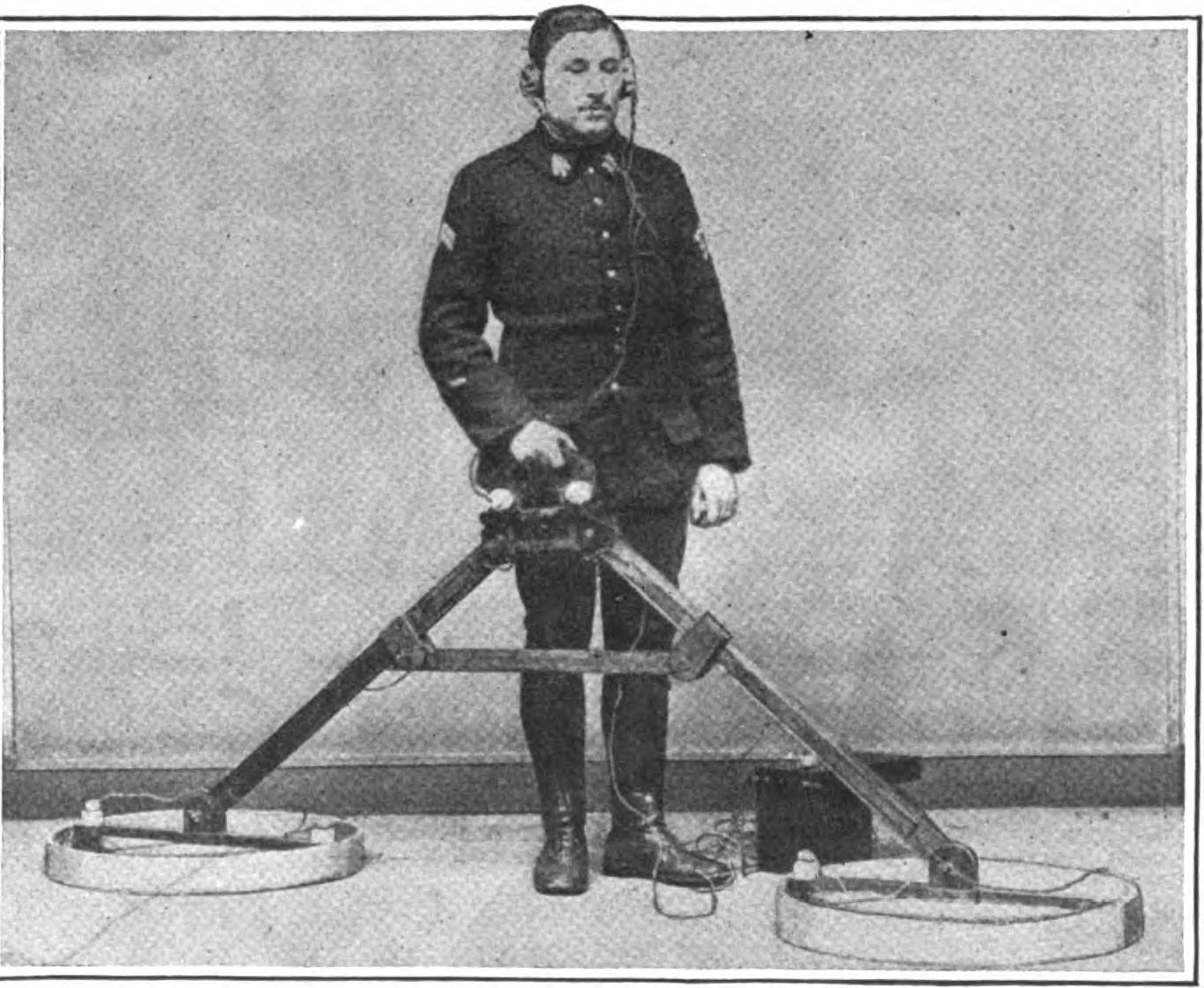 Metal_detector_from_World_War_1 Scientific American