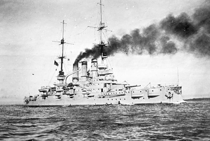"""Linienschiff """"SMS Pommern"""""""