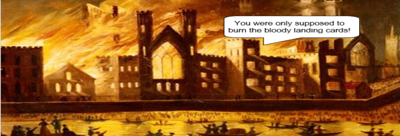 The_Palace_of_Westminster_on_Fire,_1834 Header 2