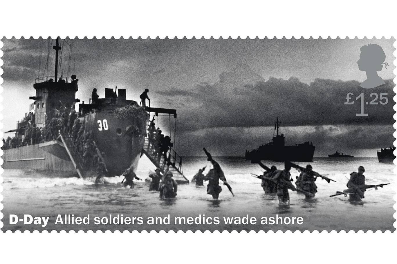 D-day Stamp Fail Dec 2018