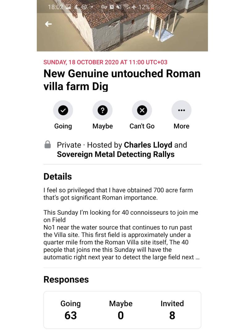 FB-Notice-re-Roman-Farm-Dig-Ret-15-10-2020
